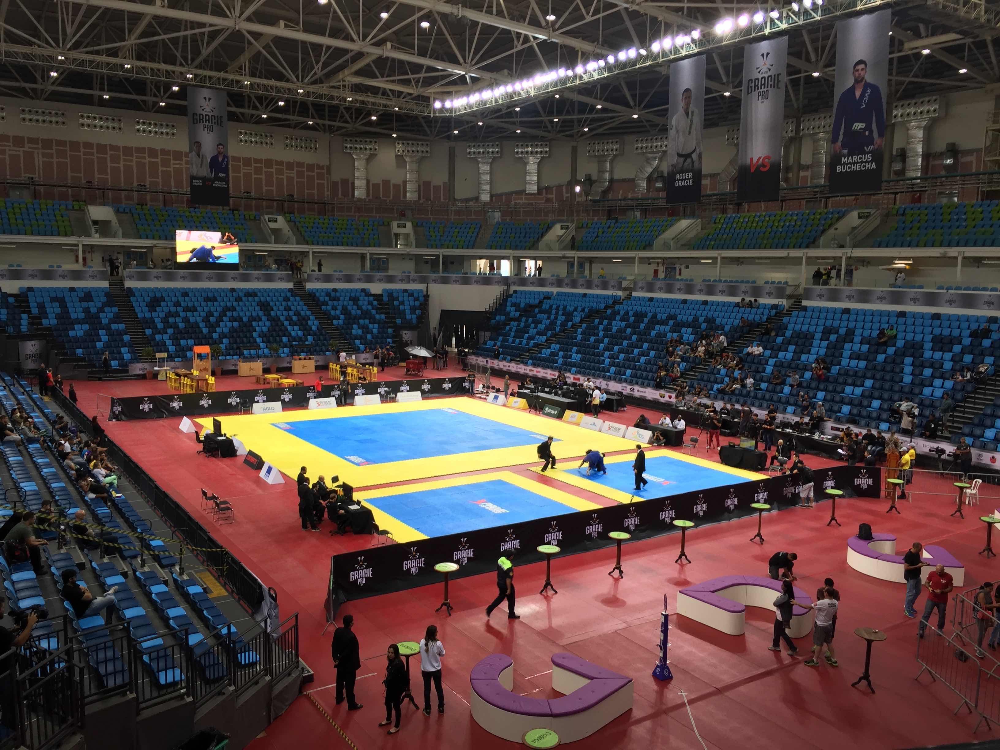 Campeonato de Jiu-Jitsu Gracie Pro