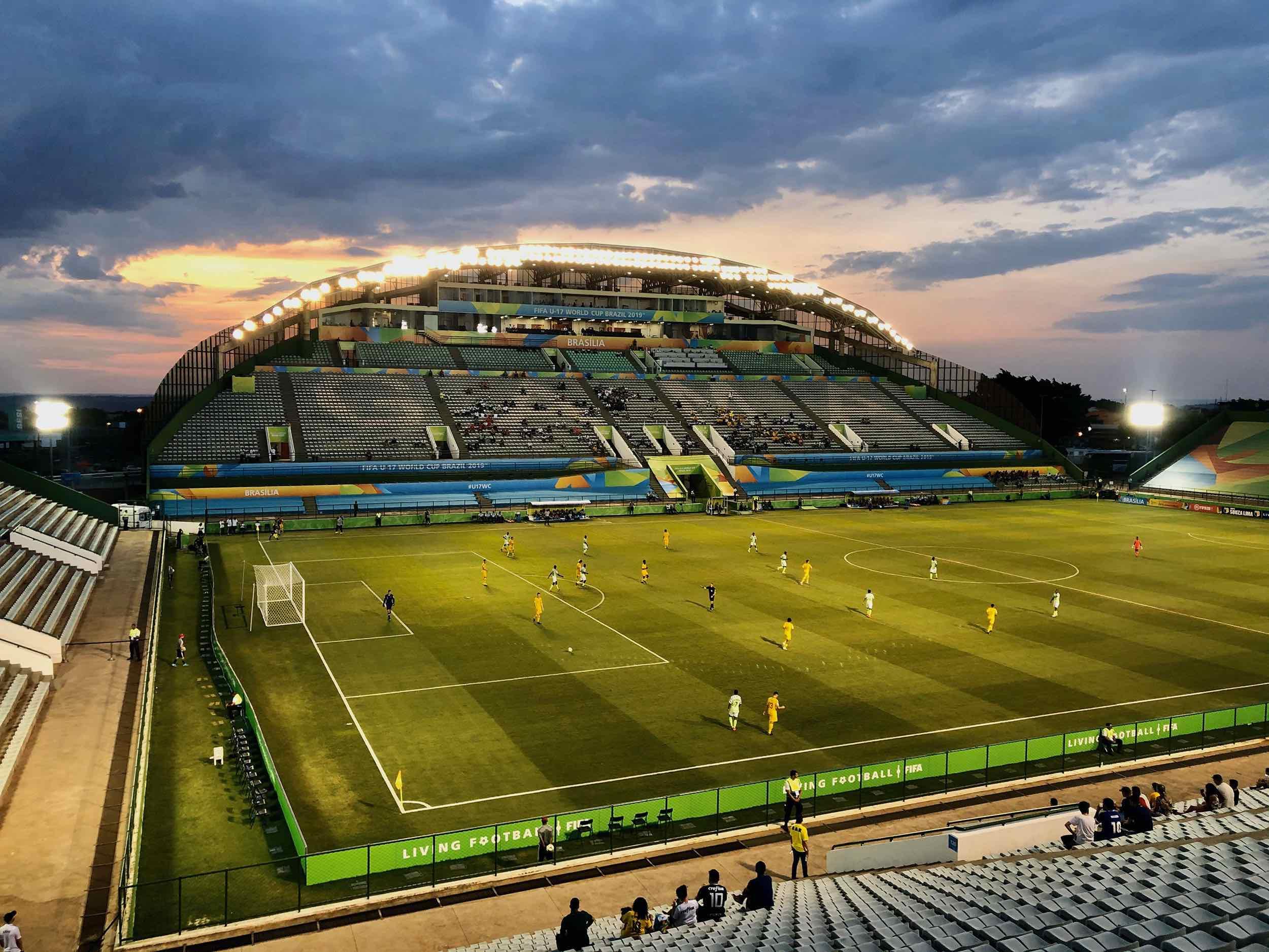 O Brasil também foi campeão fora de campo no Mundial Sub-17